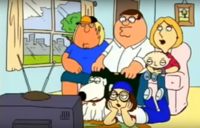 family guy unaired