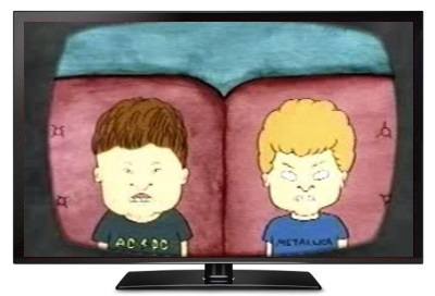 a beavis and butthead christmas index