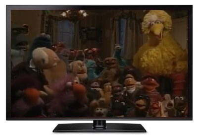 a muppet family christmas index
