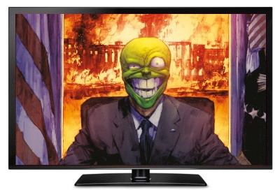 comedy comics the mask allegiance