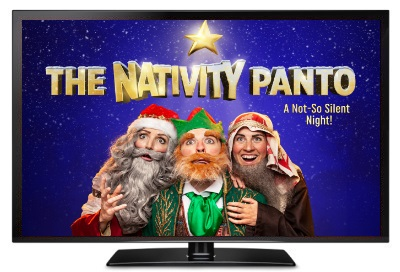 the nativity panto index