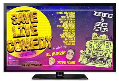 live online comedy 05082020
