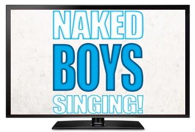 naked boys singing index