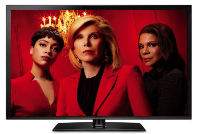 the comedy in the good fight