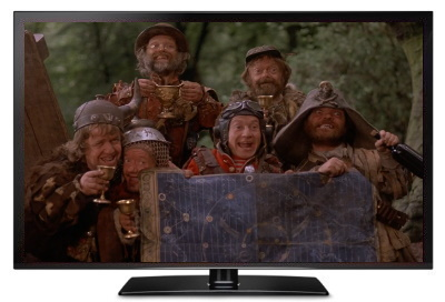 time bandits index
