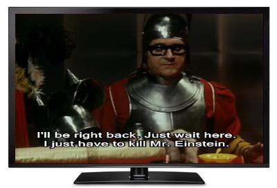 I Killed Einstein Gentlemen index