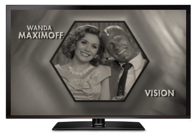 WandaVision S01E01