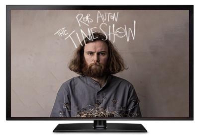 rob auton time show