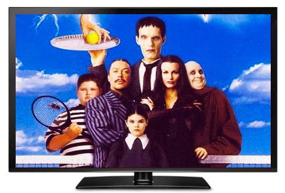 Addams Family Reunion index